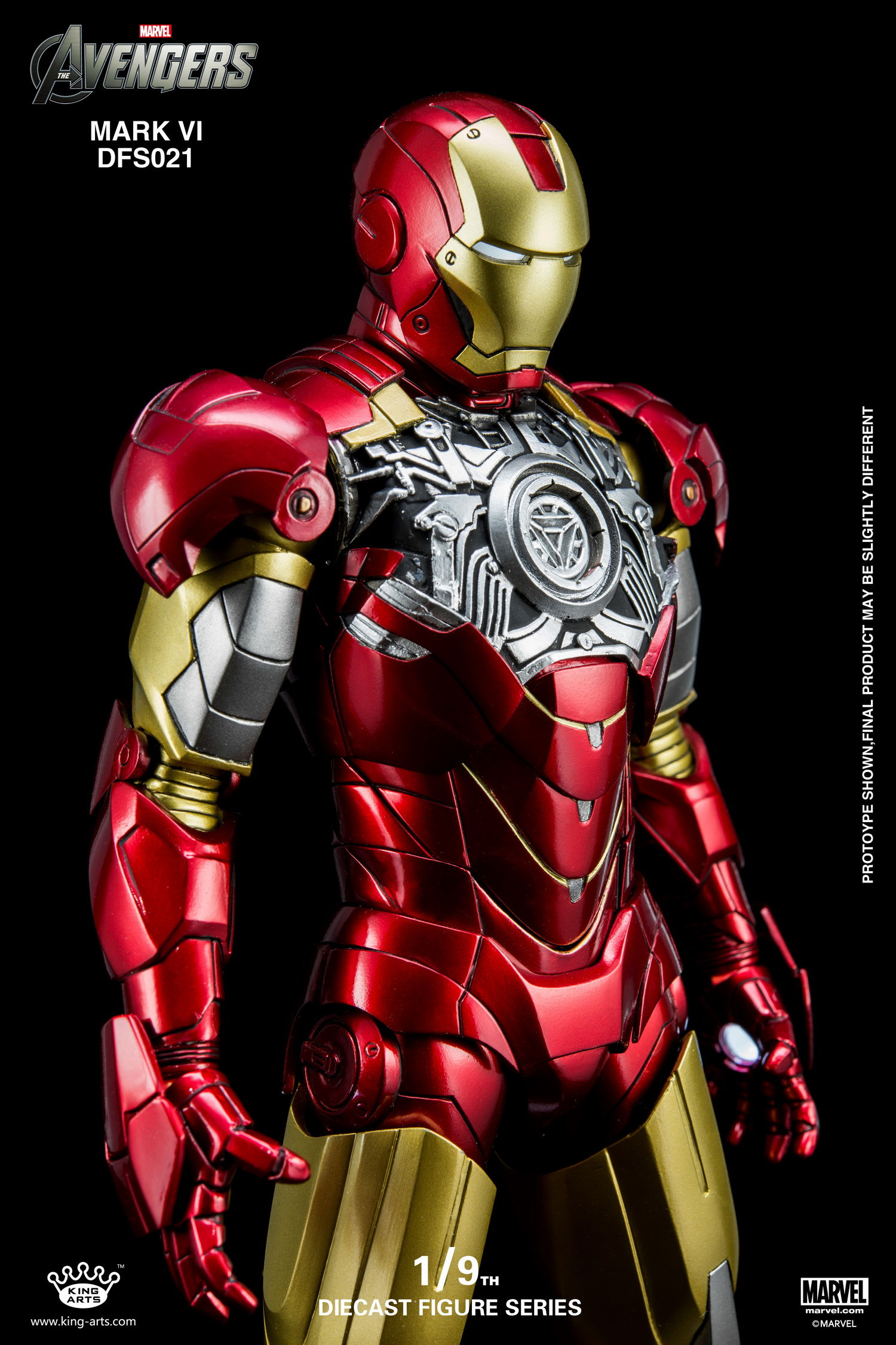 dfs021 iron man mark6 - theherotoys