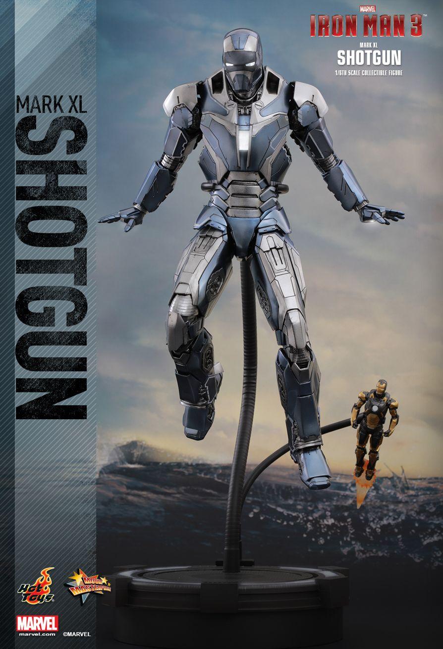 TheHerotoysMMS309 Iron Man Mark XL – Shotgun (Special Edition)Best Sellers