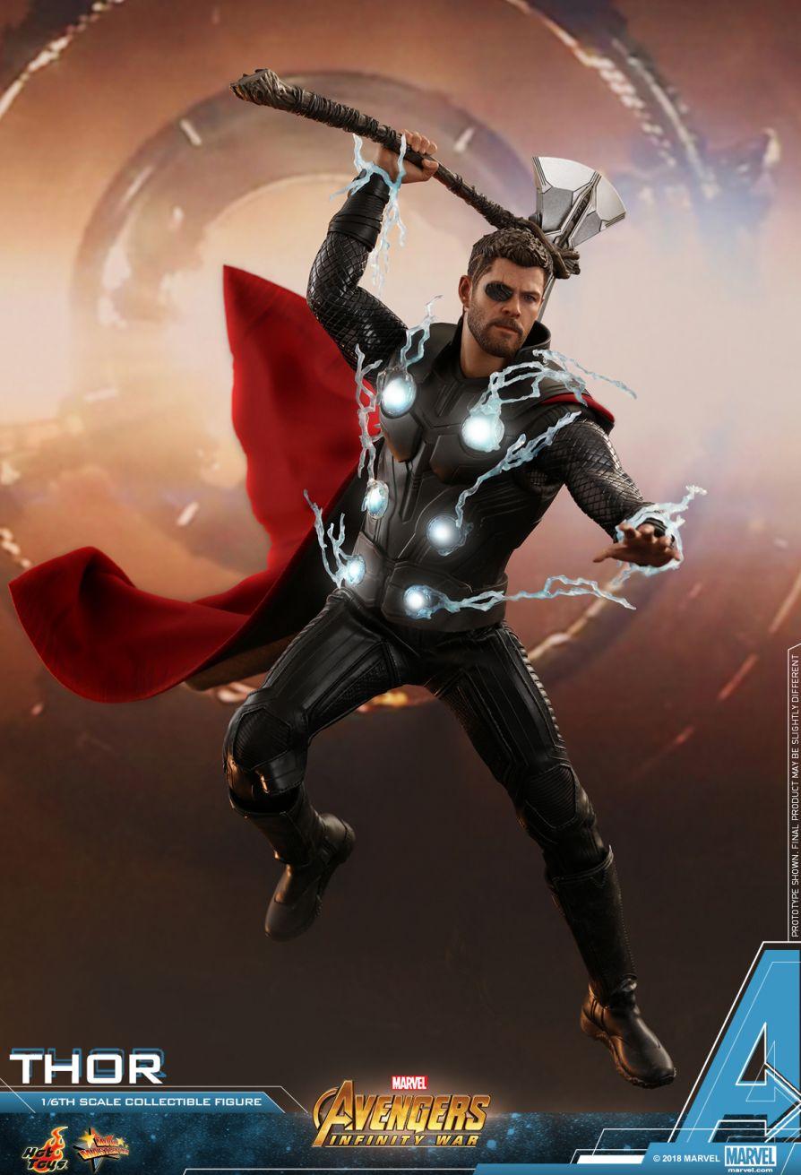 Mms474 Thor Avengers Infinity War Theherotoys